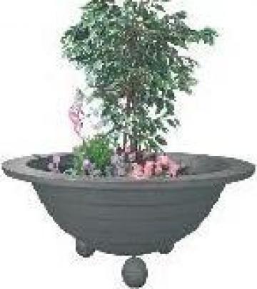 Jardiniera mare din fonta