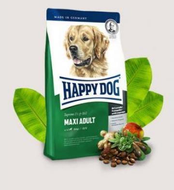 Hrana caini Happy Dog Maxi adult de la Panthera Med