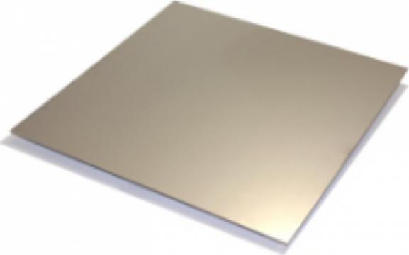 Tabla din aluminiu lisa si striata de la Electrotools