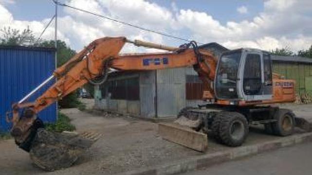 Excavatii, fundatii case, sant canalizare, fundatii blocuri de la Trans Udroiu Srl