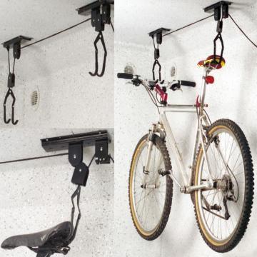 Elevator pentru bicicleta ProPlus 730915 cu montare pe tavan