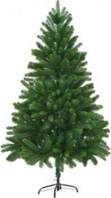 Brad de Craciun artificial 180 cm verde de la Vidaxl