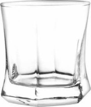 Pahar sticla whisky Cristar Vivaldi 247cc de la Basarom Com