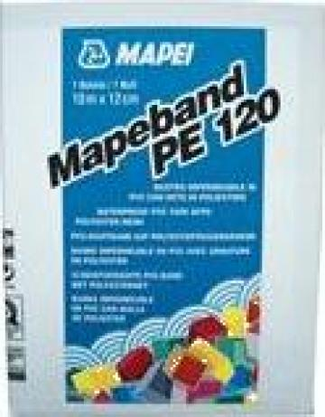 Banda elastica din PVC Mapeband PE 120