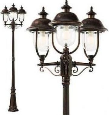 Stalp de iluminat exterior Verona 9272 de la Valter Srl