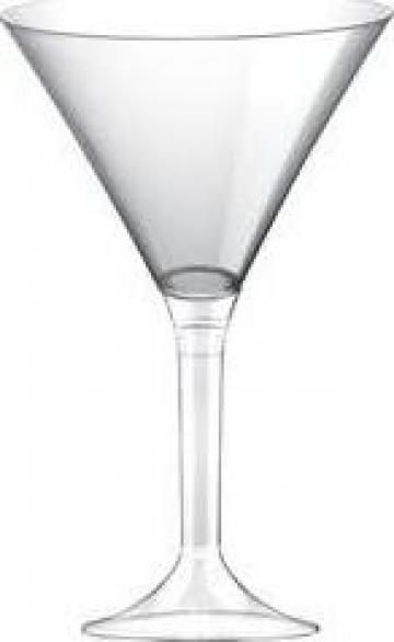 Cupa aperitiv Martini 185cc 400 buc/bax de la Cristian Food Industry Srl.