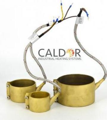 Rezistente incalzitoare pentru duze de la Caldor Industrial Heating Systems Srl