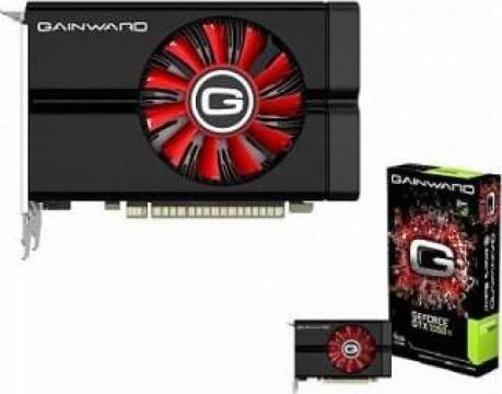 Placa video GainwardNvidia GeForce GTX 1050 Ti de la Epsilon S.R.L.