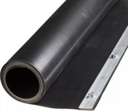 Folie pentru radacini Nature 0,7 x 5 m HDPE negru 6030227 de la Vidaxl