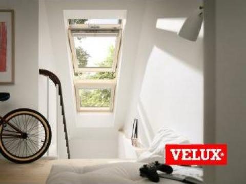 Fereastra de mansarda Velux Premium Electrica GGL 306621 de la Sc Ellcor Roof Srl-d