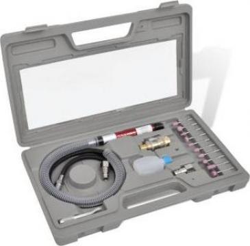 Micro polizor pneumatic flexibil de la Vidaxl