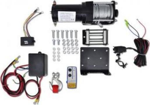 Vinci electric 12 V/1360 kg cu telecomanda wireless