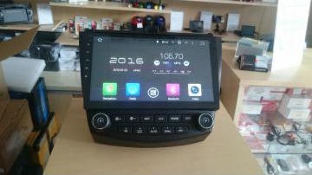 Sistem navigatie Honda Accord cu Android 10