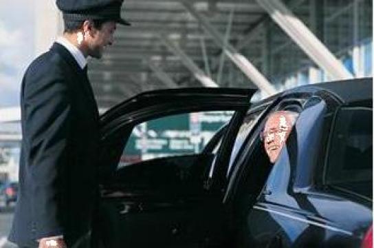 Calatorie de afaceri cu limuzina