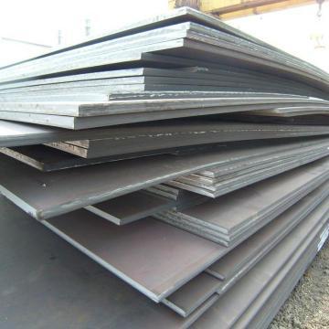 Tabla neagra laminata la cald 2.5X1250X2500 mm
