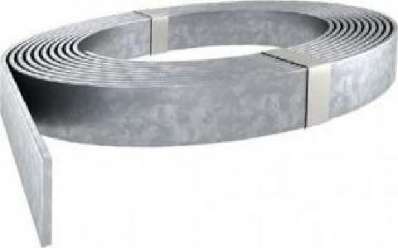 Banda metalica zincata - 30x4 mm