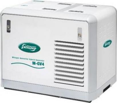 Generator diesel WhisperPower Genverter GV-4 Basic de la Furitech Srl