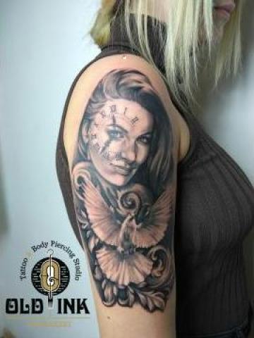 Salon tatuaje Bucuresti Old Ink