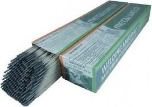 Electrozi de sudura Bazici E7018 - 2.5mm - 4kg de la Electrotools