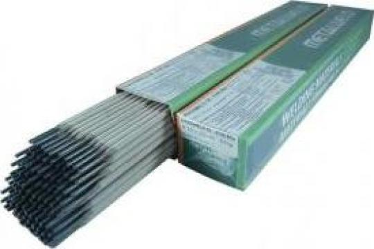Electrozi de sudura bazici E7018 - 4 mm - 5.5kg de la Electrotools