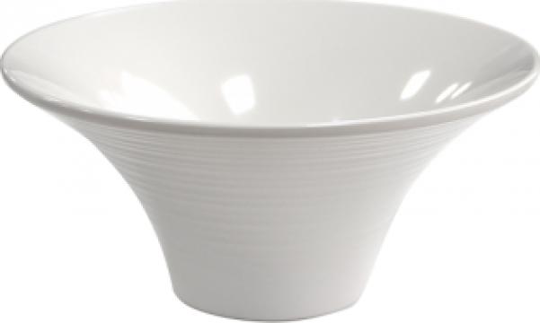 Cupa melamina Nova 25cm alba de la Basarom Com