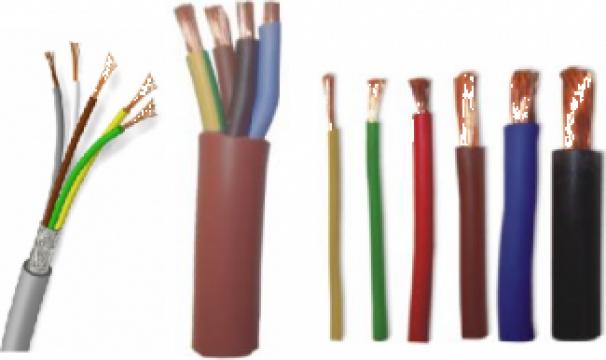 Cabluri cupru, CYABY F, C2XABY F de la Electrofrane