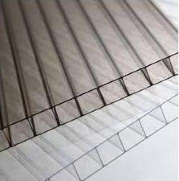 Placa policarbonat transparent/ fumuriu de la Vindem-ieftin.ro