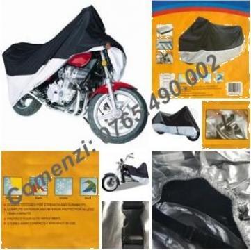 Prelata motocicleta XXL husa impermeabila scuter bicicleta de la Cieaura