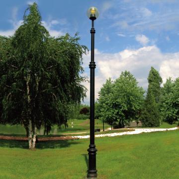 Stalp iluminat Colonial I-II-III de la Parkdekor Srl