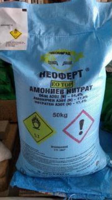 Azotat de amoniu de la Dravicom Impex Srl.