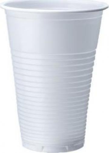 Pahare unica folosinta 200 ml Italia de la Adimex Cleaning Srl