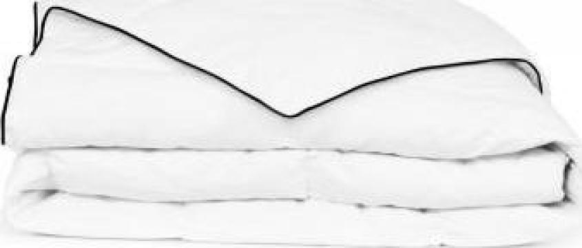 Pilota de iarna din puf, 240 x 220 cm de la Vidaxl