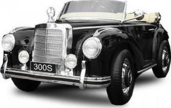 Jucarie masinuta electrica copii Mercedes 300S 2x 35W 12V