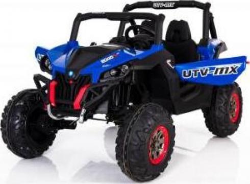Jucarie UTV electric copii Rocker Premium 4x 45W 2x12V