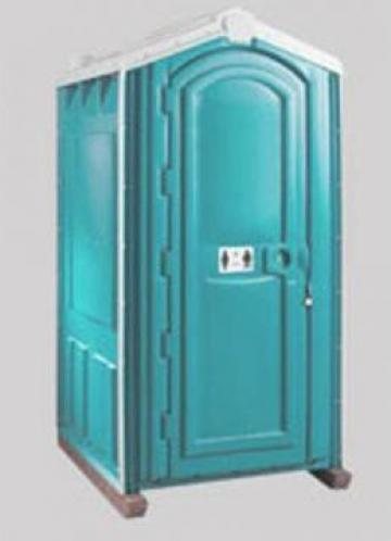 Toaleta ecologica cu circuit inchis Global de la SC Toalete Ecologice SRL