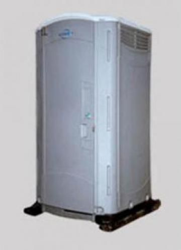 Toaleta ecologica cu circuit inchis Satellite de la SC Toalete Ecologice SRL