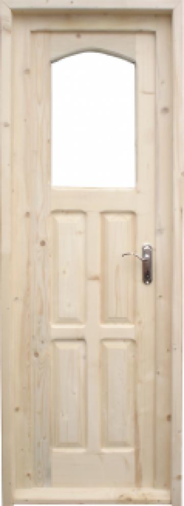 Usa lemn masiv molid de la SC Generic Prodimpex SRL