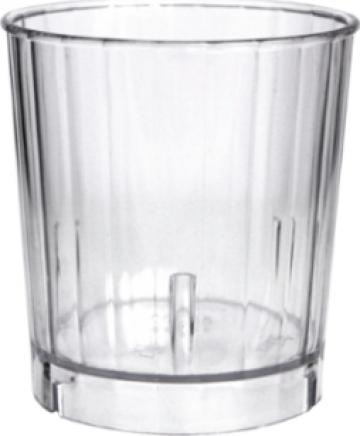 Pahar policarbonat 355ml de la Basarom Com