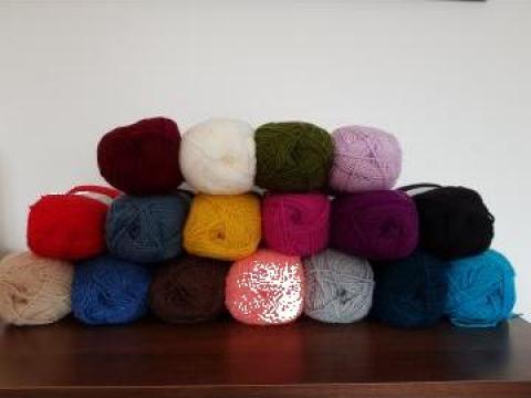 Fir textil pentru impletit Pingo First