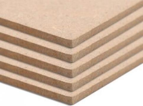 Placi din MDF, 10 buc., patrate, 60 x 60 cm, 2,5 mm