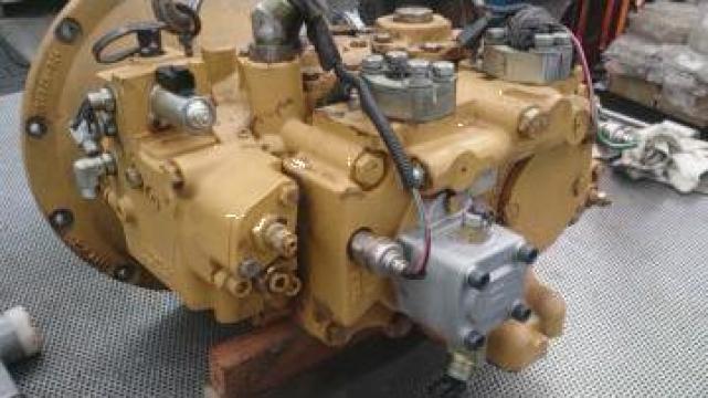 Reparatie pompa hidraulica Caterpillar 323D DCBYM de la Roted
