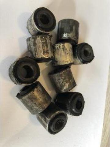 Bucse amortizoare, antivibratie, vulcanizare cauciuc de la Baza Tehnica Alfa Srl