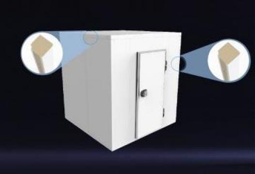 Camera frigorifica din panel de 100 mm (6,8 mc) de la Boxcold Romania Srl
