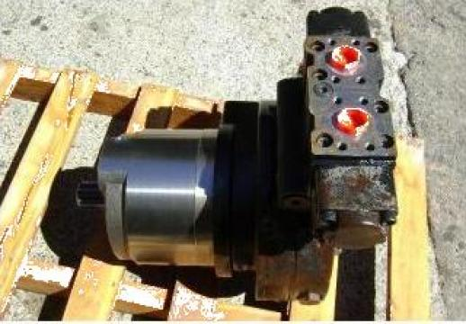 Motor hidraulic Caterpillar 345B de la Nenial Service & Consulting