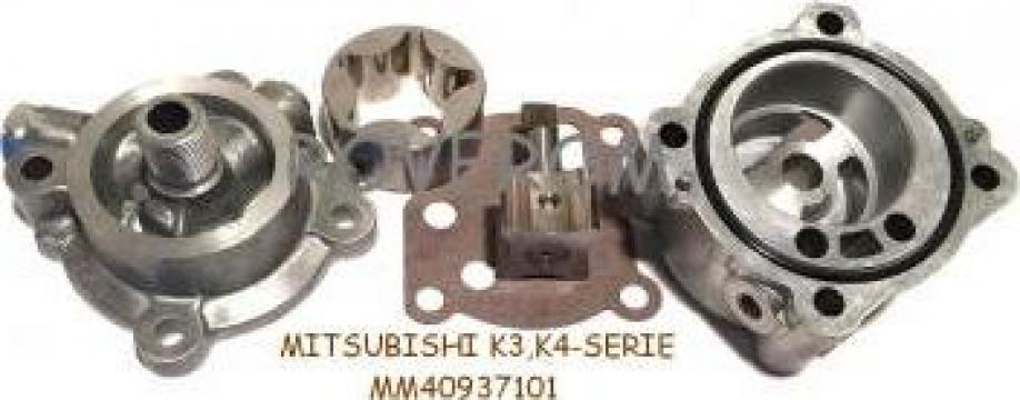 Pompa ulei Mitsubishi K3B, K3D, K3E, K3F, K3G, K4C, K4D, K4E