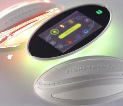 Dispozitiv pentru biorezonanta armonica Bioharmonex de la Calivita International