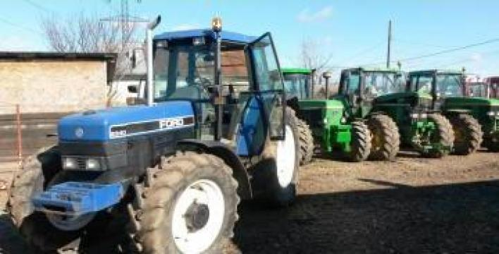 Tractor New Holland Ford 8340, tractiune 4x4, AC