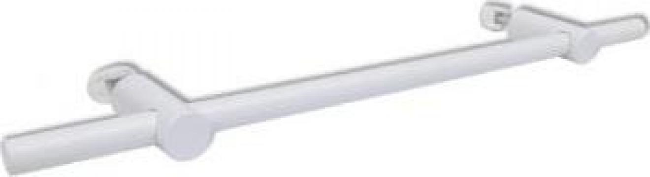 Suport pentru prosop cu montare pe calorifer 465 mm