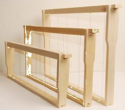 Rame 1/2 insarmate pentru magazie stup, lazi de albine de la Beehive4u Build Srl