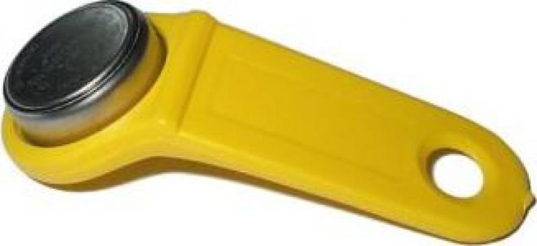 Cheie magnetica galbena utilizator pentru pompe cu gestiune